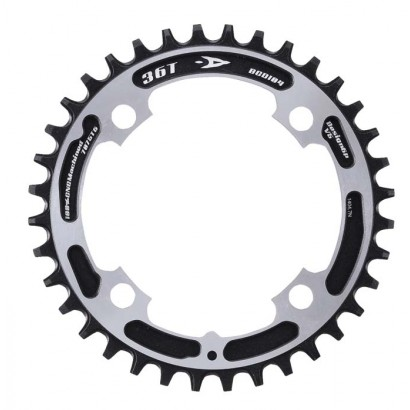Aerozine 34T 104BCD Narrow Wide Chain Ring (Shimano/Sram)
