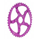 Aerozine 40T Purple Sprocket Adaptor