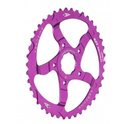 Aerozine 42T Purple Sprocket Adaptor