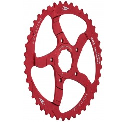 Aerozine 40T Red Sprocket Adaptor