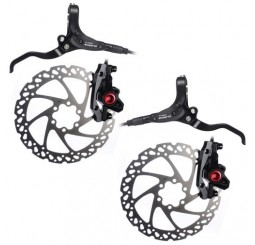Clarks M2 Hydraulic Brake System - Front & Rear - 160