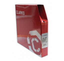 Clarks Brake Cable Black Outer Casing - 30m Dispenser