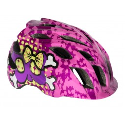 Kali Chakra Child Helmet Pink & Purple (GET 5 FREE ON DESCRIPTION)