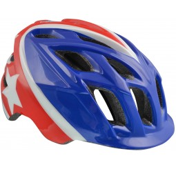 Kali 2015 Chakra Child Superhero Helmet Blue & Red (GET 5 FREE ON DESCRIPTION)