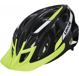 Limar 690 Road/All Round Helmet With Integrated Light - Matt Black/Reflective