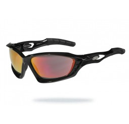 Limar F60 Black Sunglasses