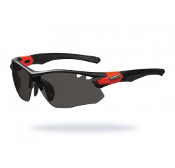 Limar OF 8.5 Matt Black Bright Red Interchageable Sunglasses