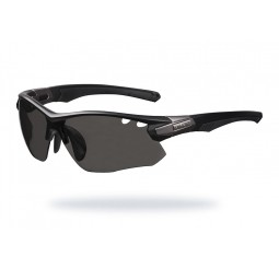 Limar OF 8.5 Matt Black Titanium Interchangeable Sunglasses