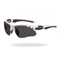 Limar OF 8.5 White Black Interchangeable Sunglasses