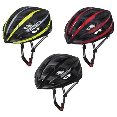 Limar Lux Road Helmet With Rear Light