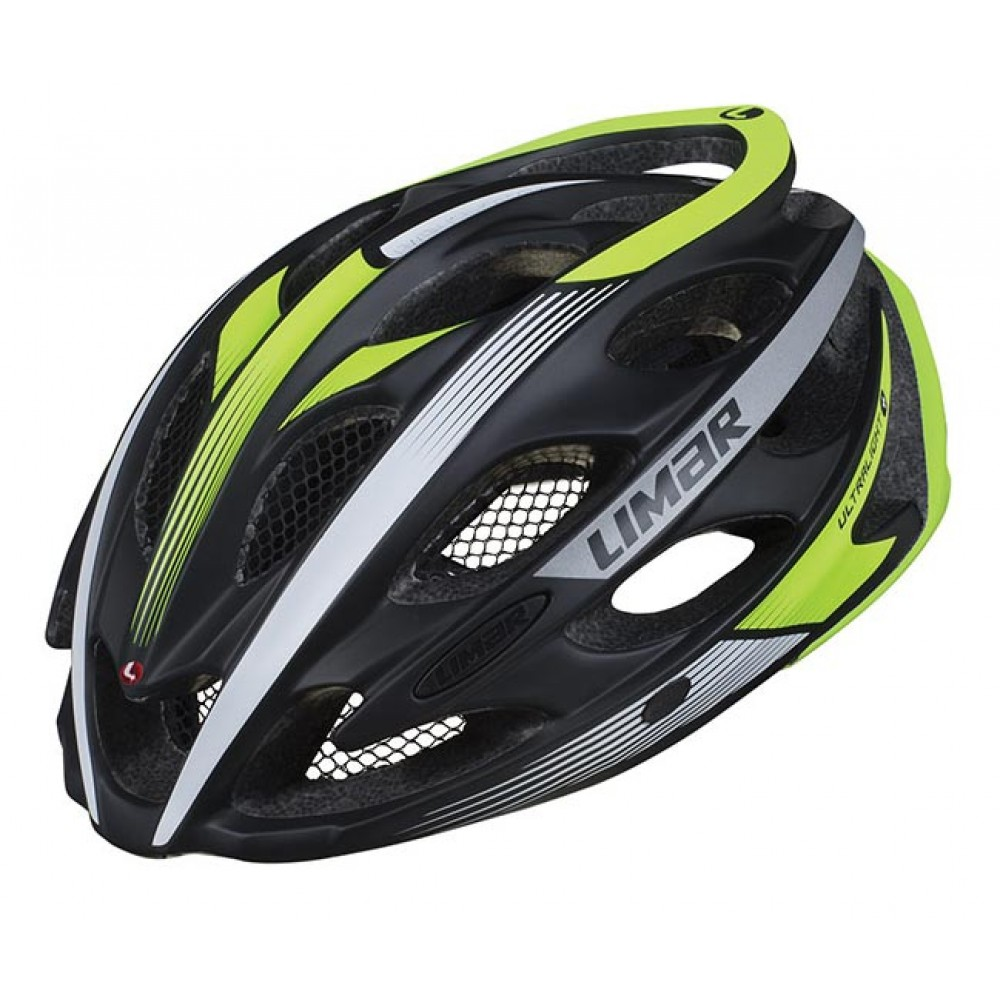 Limar Ultralight Road Helmet With Rear Light