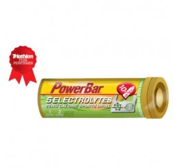 Power Bar 5 Electrolytes Tablets - Mango Passion Fruit - Box of 12 Tubes