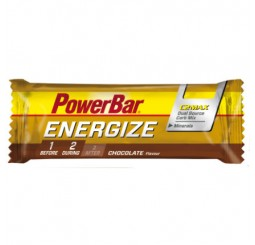 Power Bar Energize Energy Bars 55g - Chocolate - Box of 25