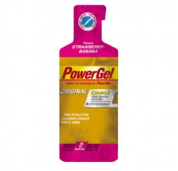 Power Bar Power Gel 41g - Strawberry Banana - Box of 24