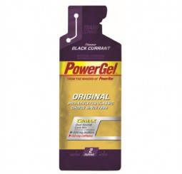 Power Bar Power Gel 41g - Blackcurrant - Box of 24