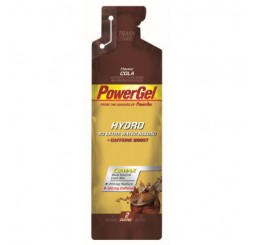 Power Bar Hydro Gel 67ml - Cola With Caffiene - Box of 24