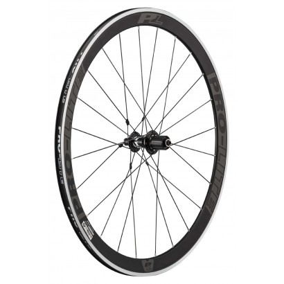 Pro Lite Bracciano A42 42mm Dark Label Alloy Clincher Wheelset