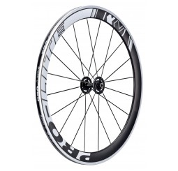Pro Lite Vicenza 50mm Aero Carbon Front  Wheel - Clincher - Track & Road