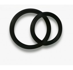 Tumble & Fall Silicon Rings