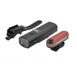 Tumble & Fall Duo USB Front & Rear Light Package